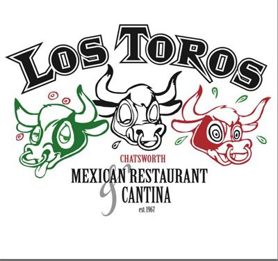 Los Toros Mexican Restaurant Logo