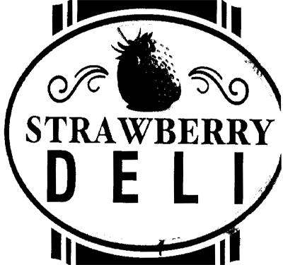 Strawberry Deli Logo