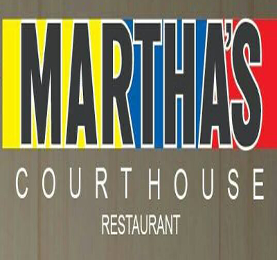 Martha's Courthouse Restaurant Logo