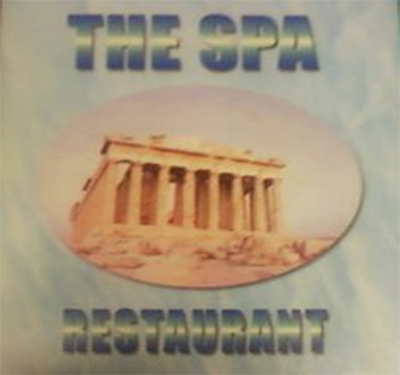 Spa Diner Logo
