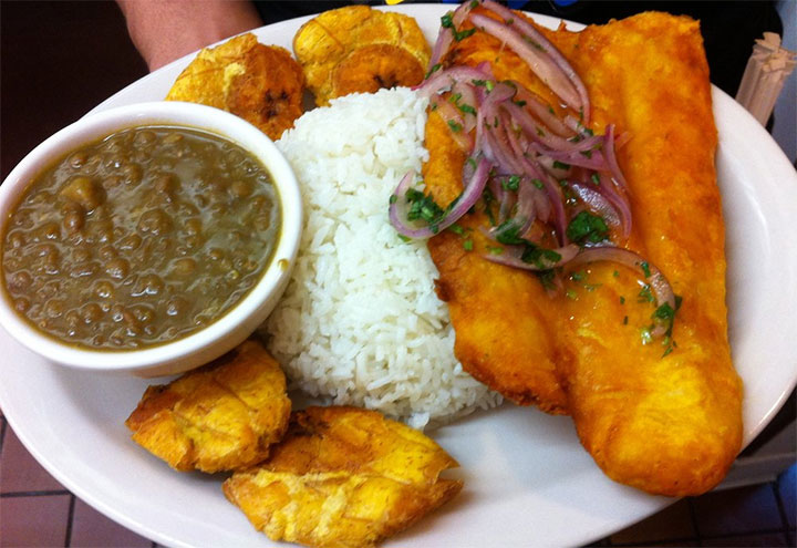 Rinconcito Ecuatoriano in Lawndale, CA at Restaurant.com