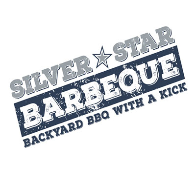 Silver Star Barbeque Logo
