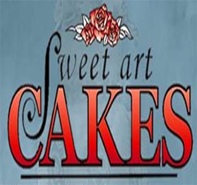 Sweet Art Cakes Logo