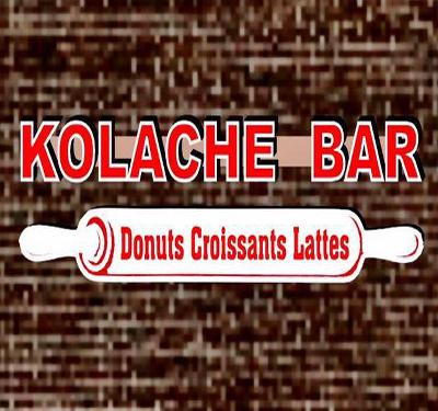 Kolache Bar Logo