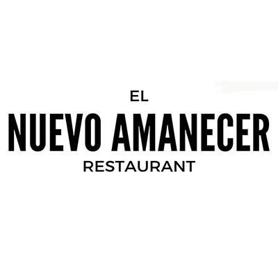 El Nuevo Amanecer Restaurant Logo