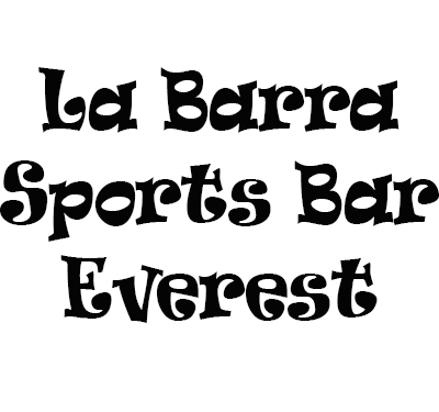 La Barra Sports Bar Everest Logo