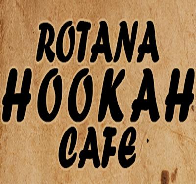 Rotana Hookah Cafe Logo