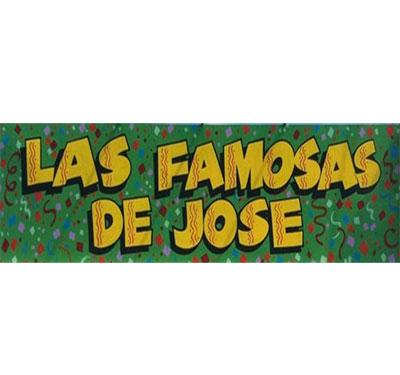 Las Famosas de Jose Logo