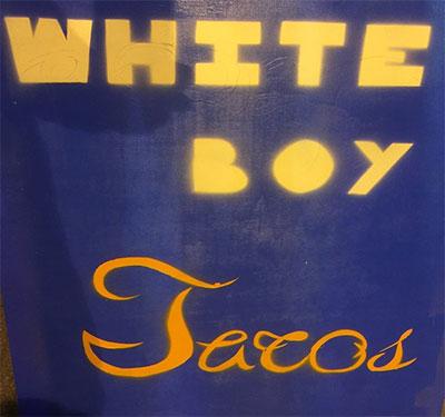 White Boy Tacos Logo
