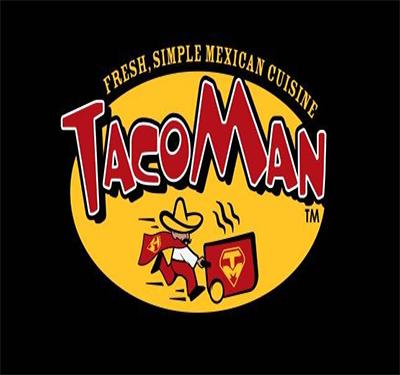 TacoMan Logo