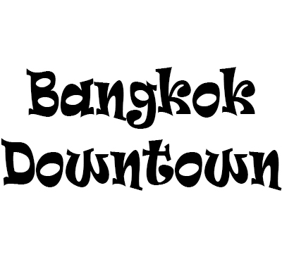 Bangkok Downtown Logo