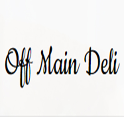 Off Main Deli Logo