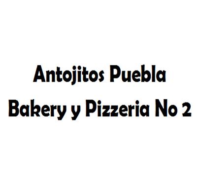 Antojitos Puebla Bakery y Pizzeria No 2 Logo