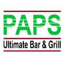 PAPS Bar & Grill Logo