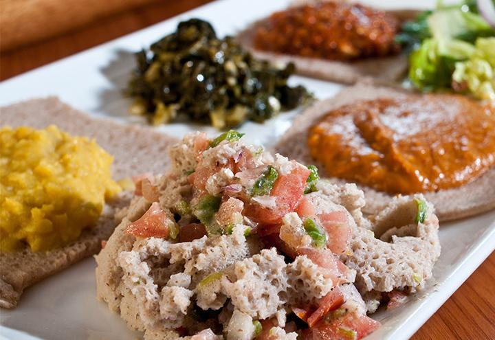 Seba Dreja Ethiopian Restaurant in Washington, DC at Restaurant.com