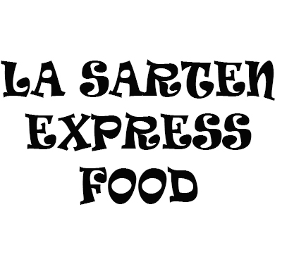 La Sarten Express Food Logo