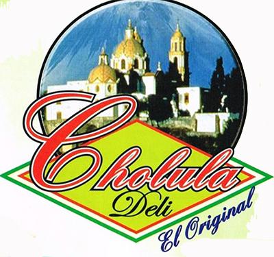 Cholula Deli Grocery Logo