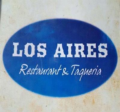 Los Aires Restaurant & Taqueria Logo
