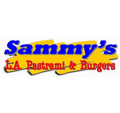 Sammy's LA Pastrami and Burgers Logo