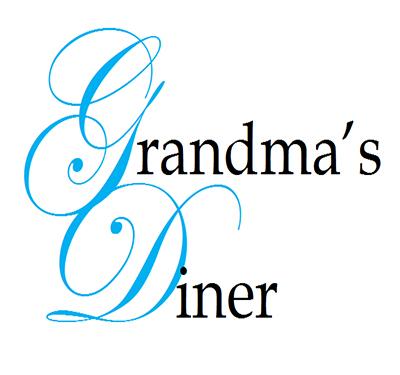 Grandma's Diner Logo