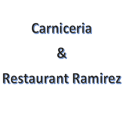 Carniceria & Restaurant Ramirez Logo