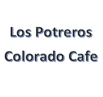 Los Potreros Colorado Cafe Logo