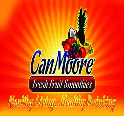 CanMoore Smoothies Logo