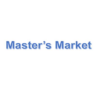 Master's Market Logo