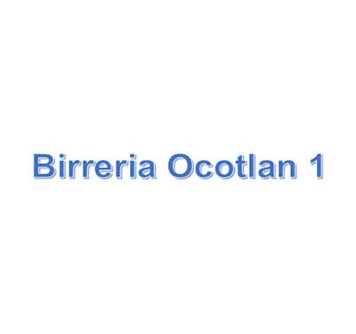 Birreria Ocotlan 1 Logo