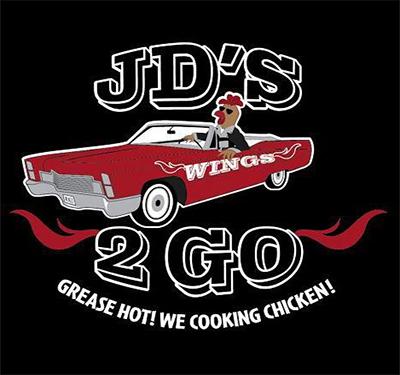 JD's Wings 2 Go Logo