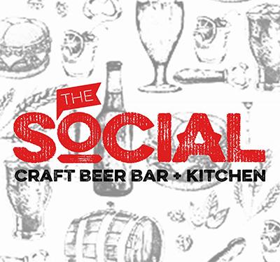 The Social Bar + Kitchen Logo