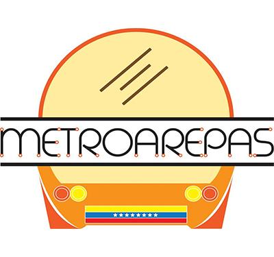 Metroarepas Logo