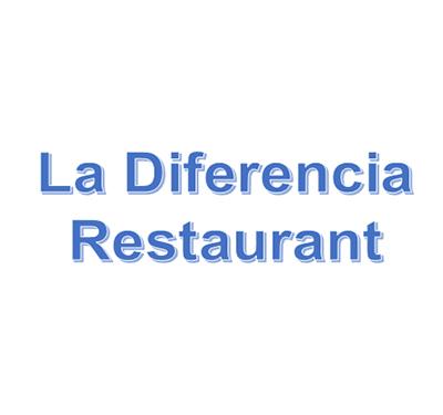 La Diferencia Restaurant Logo
