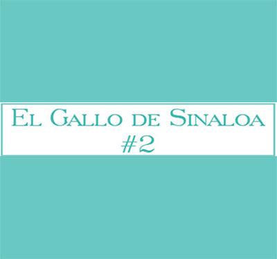 El Gallo de Sinaloa #2 Logo