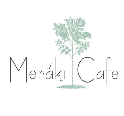 Meraki Cafe Logo