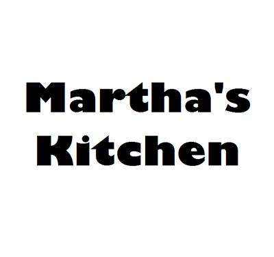 Martha's Kitchen Logo