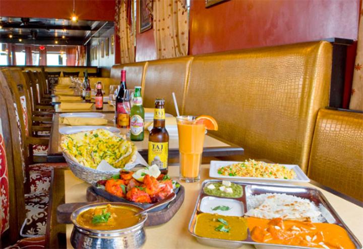 Bombay Bar and Grill in Sacramento, CA at Restaurant.com