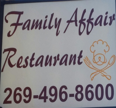 Family Affair Restaurant Logo