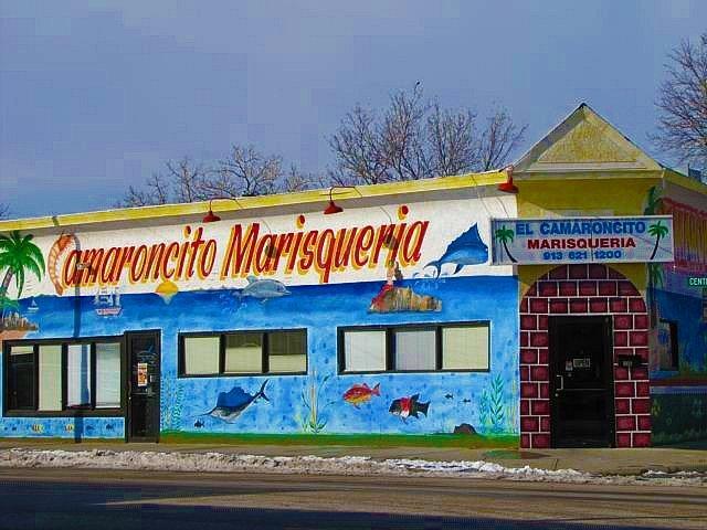 El Camaroncito Marisqueria Logo
