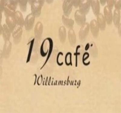 19 Cafe Logo