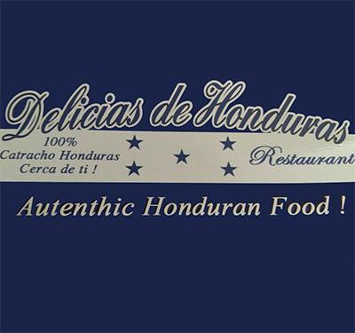 Delicias de Honduras Logo