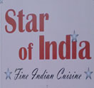 Star of India Fine Indian Cuisine Logo