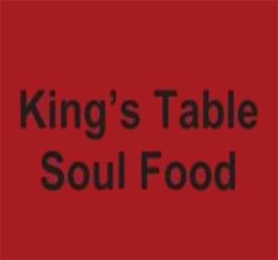 King's Table Soul Food Logo