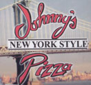 Johnny's New York Style Pizza Logo