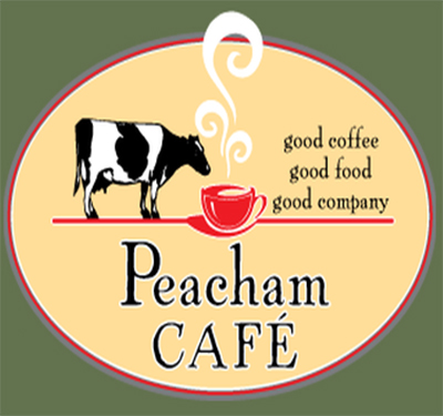 Peacham Cafe Logo