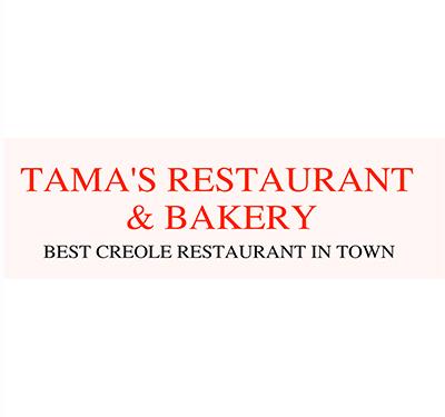 Tama's Restaurant & Bakery Logo