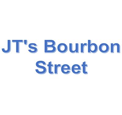JT's Bourbon Street Logo