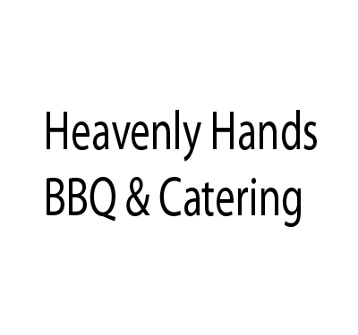 Heavenly Hands BBQ & Catering Logo