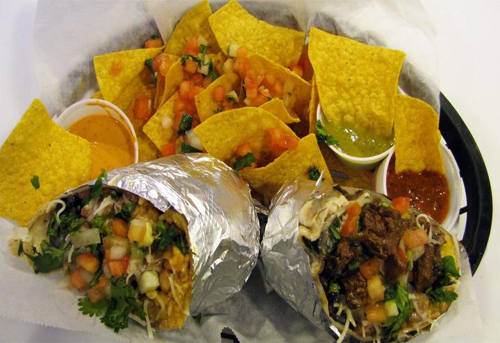 La Bamba Burrito Express in Swannanoa, NC at Restaurant.com