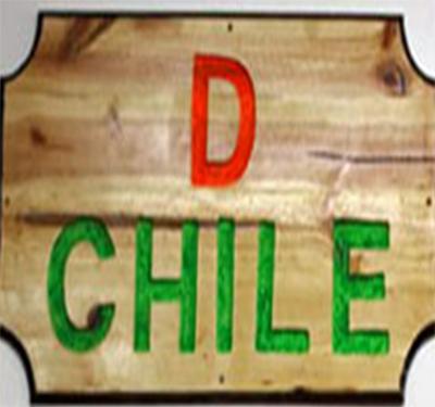 D Chile Logo